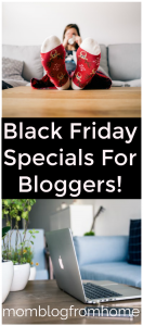 black friday special - mom blog from home