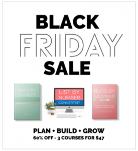 black friday - mom blog from home