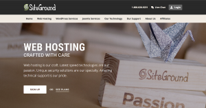 siteground home - mom blog from home