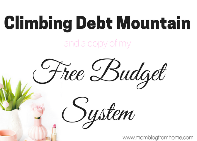 Climbing Debt Mountain