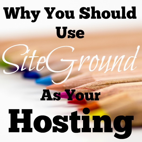 Why You Should Use SiteGround As Your Hosting