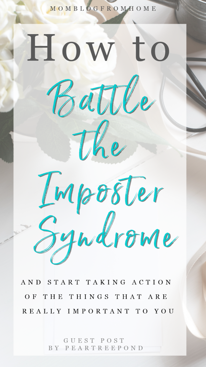 How to Battle The Imposter Syndrome