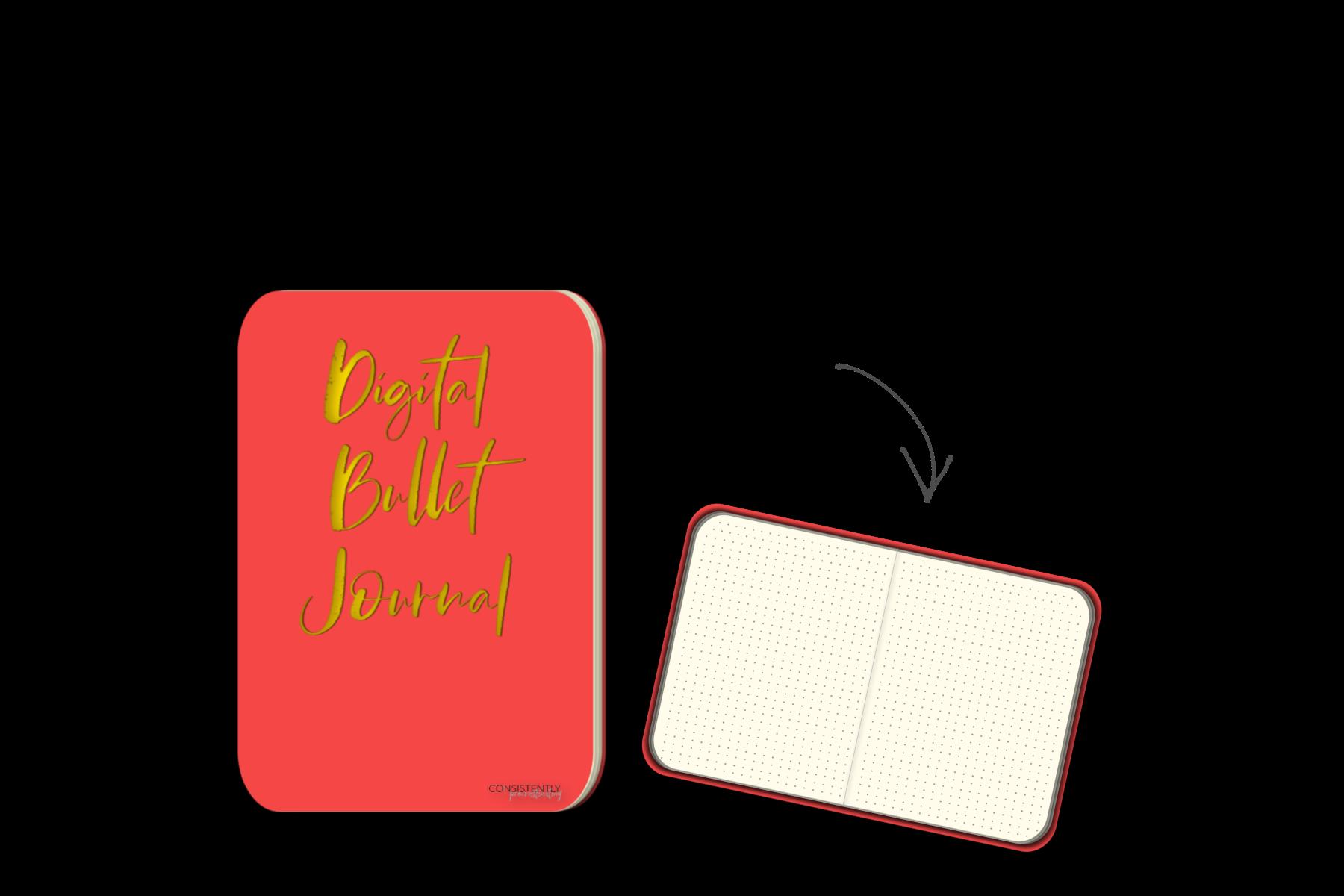 Plain Bullet Journal Optin