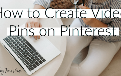 How to Create Video Pins on Pinterest